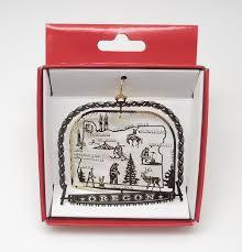amazon com oregon state brass christmas ornament home u0026 kitchen