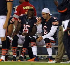 Funny Chicago Bears Memes - did brandon marshall disrespect jay cutler with hall of fame shade