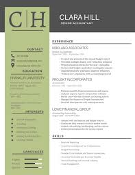 Best Resume Template For Accountant by App Resume Free Resume Example And Writing Download