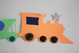 Diy Baby Decor Diy Nursery Decor Trains Thriving Home