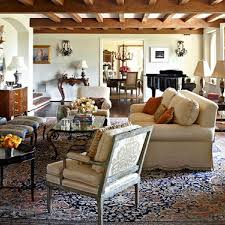 Interior Spanish Style Homes Jobeth Williams U0027 Spanish Style Home Traditional Home