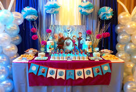 frozen themed party entertainment birthday party