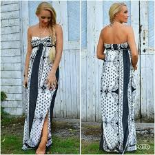 moda boho boho chic maxi dress moda me couture