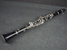 Buffet International Clarinet by Buffet Crampon A Paris Made In Germany E11 Wooden Clarinet Reverb