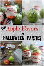 healthy halloween treats for