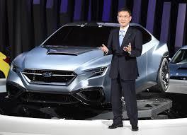 subaru concept 2017 subaru u0027s viziv performance concept draws inspiration from racing