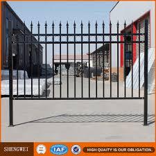 wrought iron fence panels massagroup co