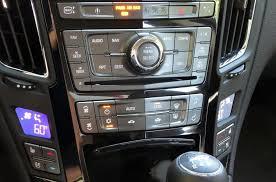 2013 cadillac cts interior 2013 cadillac cts v sedan review digital trends