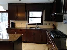 kitchen paint colors mahogany cabinets painting backsplash ideas