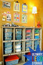 Lego Room Ideas 29 Best Lego Storage Display Building Station Images On