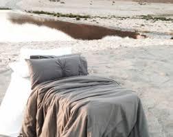 Soft Duvet Covers Black U0026 Orange Bohemian Bedding Twin Xl Twin