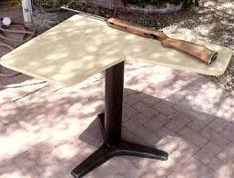 Plans For A Shooting Bench Free Shooting Bench Plans U2014 Fourteen Do It Yourself Designs