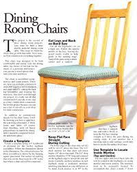 dining chairs dining room chair plans diy outdoor set simple