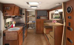 Lance  Travel Trailer Got A Family How About Hunting And - Travel trailer with bunk beds