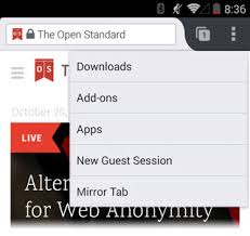 cast extension android firefox for android can now mirror tabs chromecast