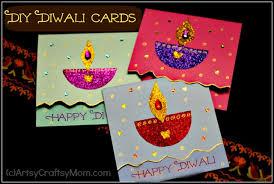 diwali cards diy diwali card idea for kids artsy craftsy