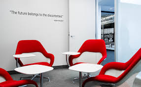 Coca Cola Chairs How Coca Cola Put People First In New Toronto Hq