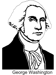 george washington coloring pages printable coloring page