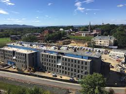 amherst college barr barr amherst college new science center construction today