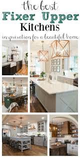 best ideas about kitchen inspiration pinterest green home the best fixer upper kitchens