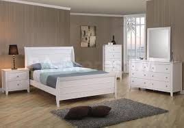 magnificent ideas full size bedroom sets 4pc monterey white
