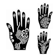 buy large henna tattoos and get free shipping on aliexpress com