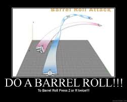 Do A Barrel Roll Meme - image 30437 do a barrel roll know your meme