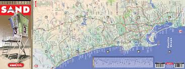San Diego City Map by San Diego Map By Vandam San Diego Streetsmart Map City Street