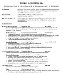 Purchasing Resume Store Incharge Resume Manager Resume Samples Pinterest