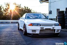 cambered supra r32 gtr bit too much camber for my liking but still looks