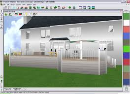 Free Punch Home Design Software Download Designing The Perfect Deck All About The House
