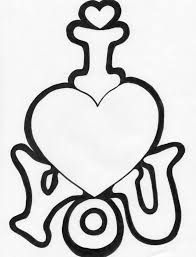 love coloring pages 15850