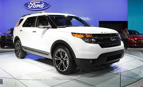 ford vehicles ford explorer reviews ford explorer price photos and specs