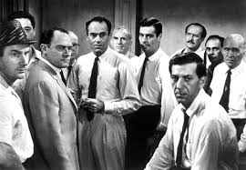 A jury - Twelve Angry Men