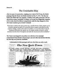 coloring pages of the titanic 4th 5th grade text based writing the titanic informative fsa tpt