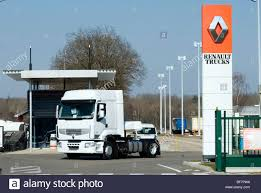 renault trucks bourg en bresse 01 renault trucks factory stock photo royalty