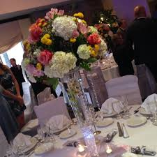 Tall Glass Vase Centerpiece Tall Floral Centerpieces Archives The Clubhouse At Patriot Hills