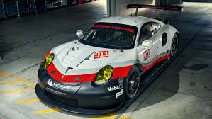 martini porsche rsr porsche pulls cover off new 911 rsr racer for le mans mthrfknwin
