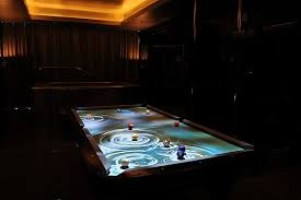 led pool table light 12 must have pool tables for the man cave hiconsumption led table