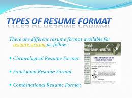 chronological resume format download interesting idea types of resume 16 types resume format resume