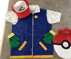 Ash Ketchum Halloween Costume 20 Ash Costume Ideas Kids Pokemon Costume