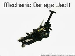 lego porsche instructions sheepo u0027s garage mechanic garage jack