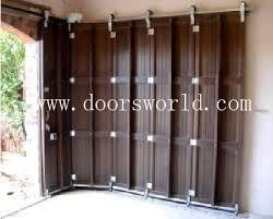 Patio Door Gate Steel Sliding Garage Doors And Automatic Metal Sliding Garage