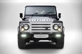 range rover defender the overfinch defender 40th anniversary edition u2022 design father