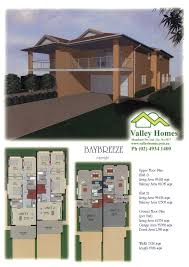 Breeze House Floor Plan Valley Homes U2013 Duplex Plans U0026 Designs