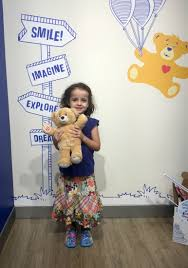 celebrating nationalteddybearday at build a bear workshop