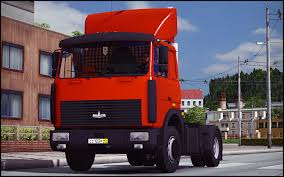 maz car maz 5432 6422 v5 0 1 truck euro truck simulator 2 mods