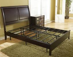 headboard designs for king size beds metal platform bed frame