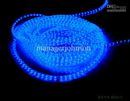 2018 led rainbow flat four line 90 l blue light