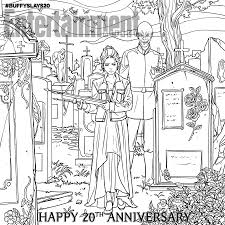 buffy the vampire slayer celebrate the 20th anniversary with new